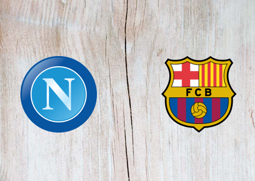 Napoli vs Barcelona -Highlights 10 August 2019