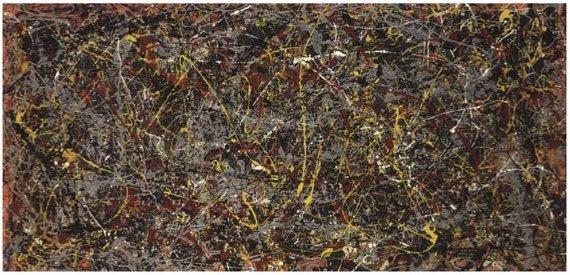 World's Luxurious: Jackson Pollock: No. 5: World's Most ...