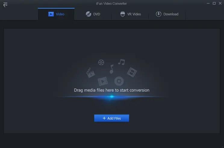 iFun Video Converter :  Μετατρέψτε οποιοδήποτε βίντεο 2D σε βίντεο εικονικής πραγματικότητας