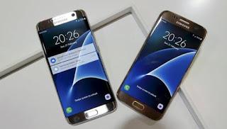 cek layar Samsung