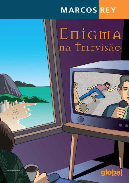 Enigma na televisão - Marcos Rey