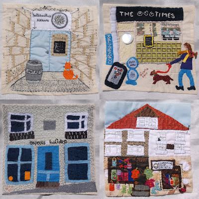 St Ives In Stitches - Community Project