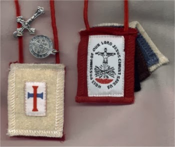 Types of Scapulars