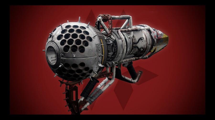 destiny 2 crimson days dieselpunk exotic ornament