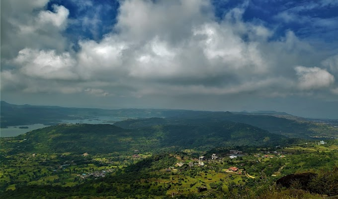 Clouds at Lohgad