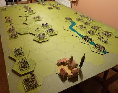 Wargame on Thursday - Sorauren