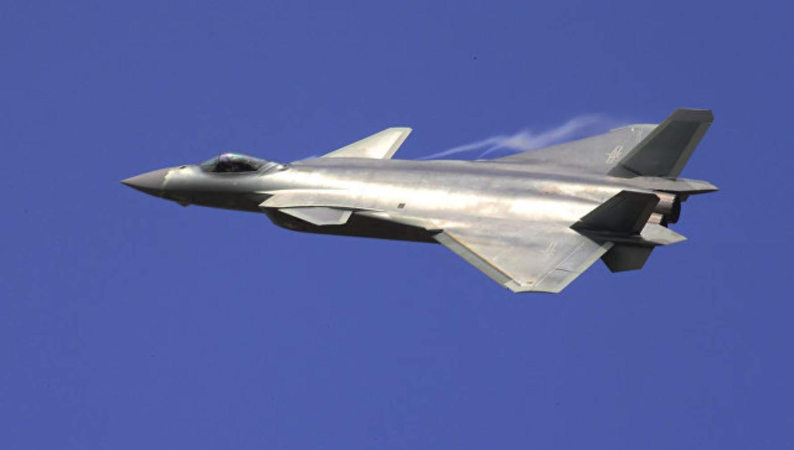 China akan mulai memproduksi mesin WS-15 secara massal untuk pesawat J-20