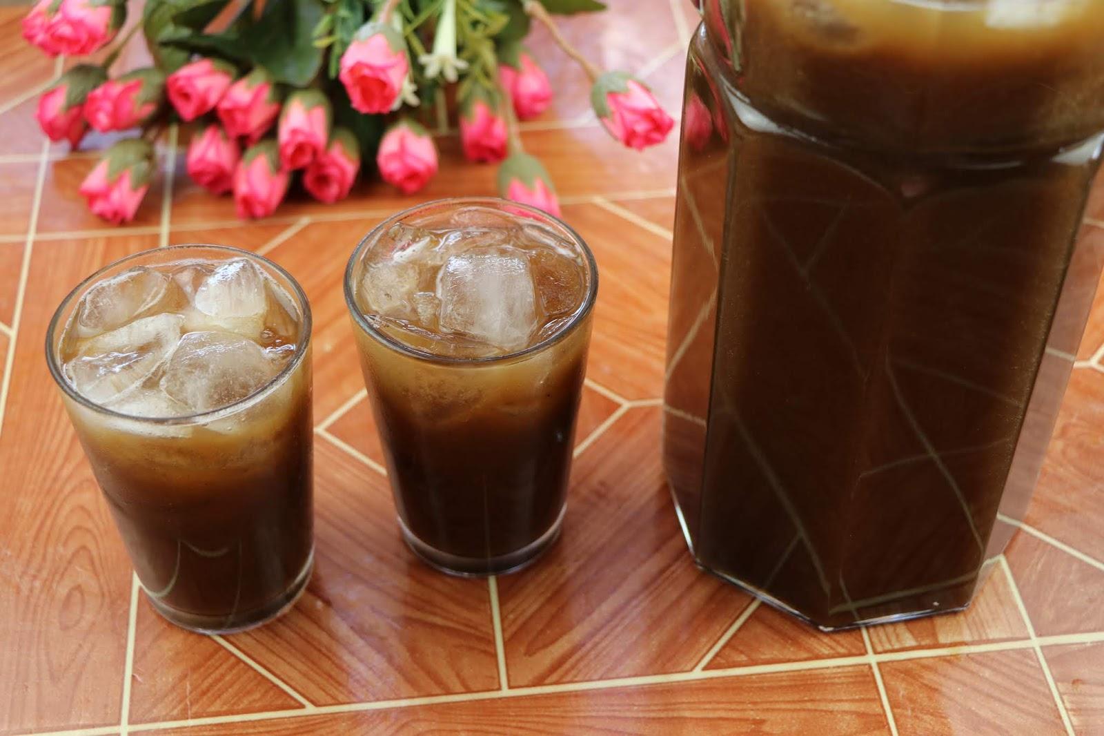 طريقة سهلة لعمل شراب التمر هندي مشروب رمضاني بارد ولذيذ مع