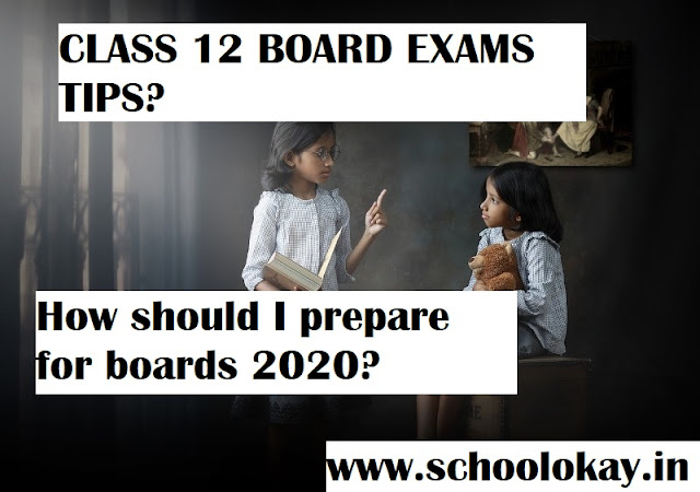 TIPS TO SCORE 90+ IN CBSE CLASS 12 BOARD EXAMS 2021