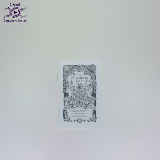 The Hermetic Tarot - Booklet (Front)