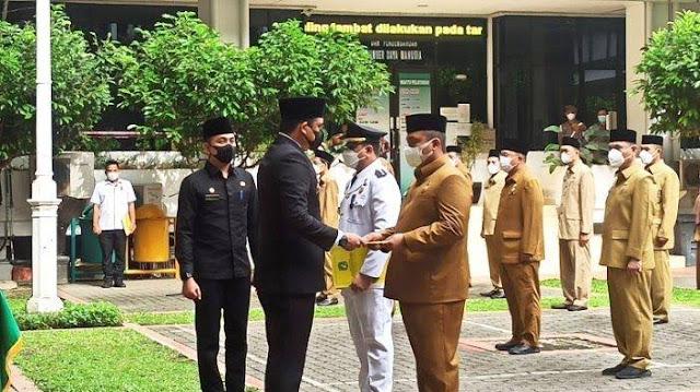 Mantu Jokowi Lantik Eks Camat yang Pernah Pesta Narkoba jadi Pejabat Pemko Medan