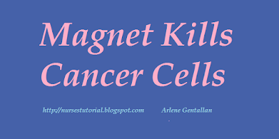 Magnet Kills Cancer Cells
