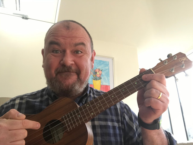 fixed kanile'a ukulele