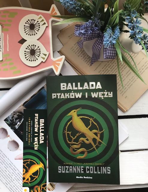 Suzanne Collins, Ballada ptaków i węży