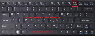 Cara Screenshot Layar Kompurter Laptop Menggunakan Aplikasi Lightshot