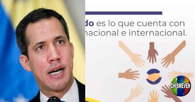 Juan Guaidó confirma que negociará el país con el Régimen en México