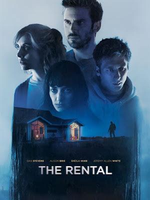 The Rental [2020] [CUSTOM HD] [DVDR] [NTSC] [Subtitulado]