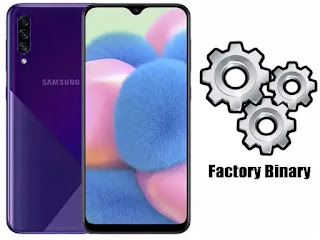 Samsung Galaxy A30s SM-A307GT Combination Firmware