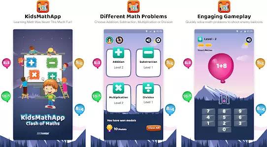 Aplikasi Kids Math-1