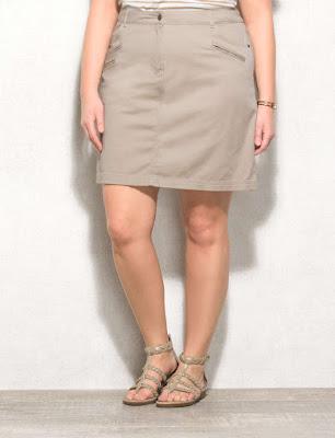 Modelos de faldas de vestir