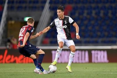 Ronaldo quên nỗi buồn mất cúp, bùng nổ tái xuất Serie A cực chất 3