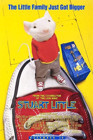 Stuart Little (1999) 270MB Hindi Dual Audio 480 Bluray