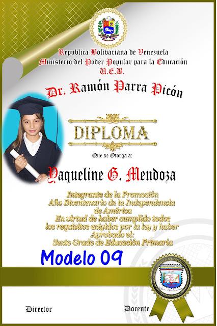 Certificado De Grado