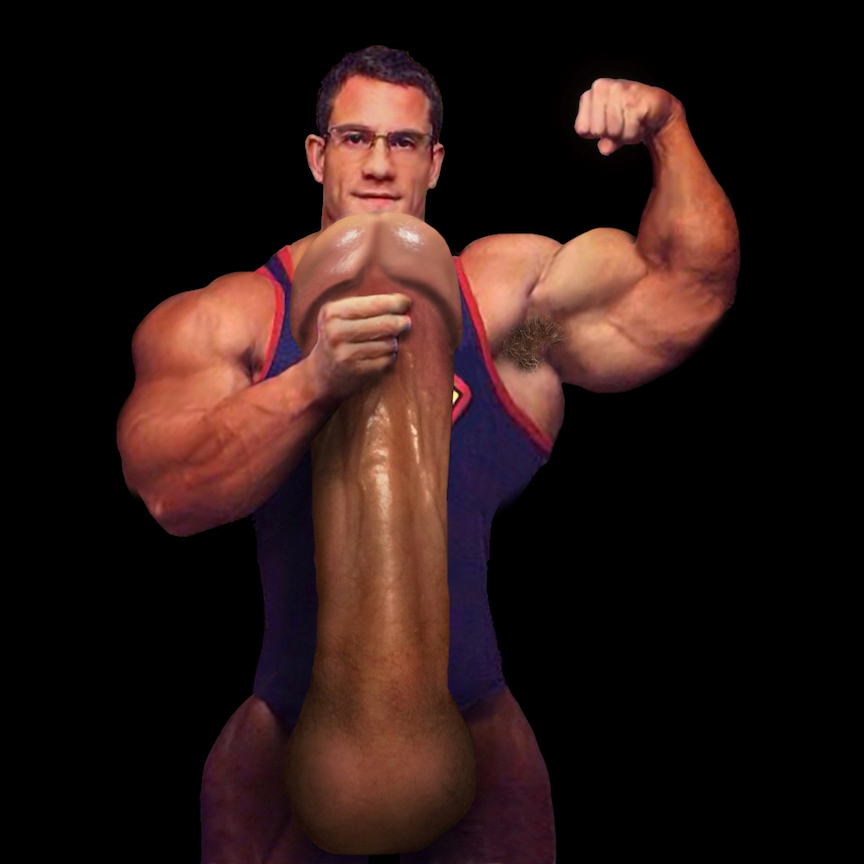 Agree, this Massive penis men will envy you