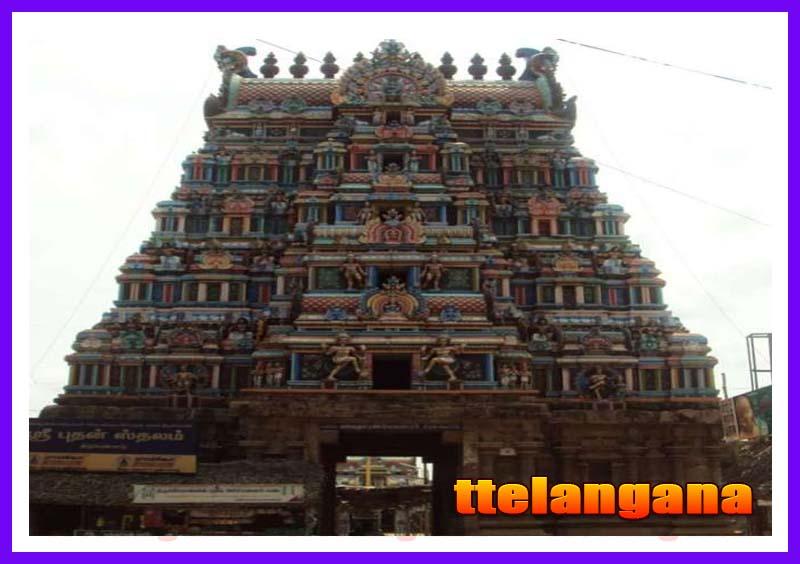 Swetharanyeswarar Temple Tamilnadu Full Details