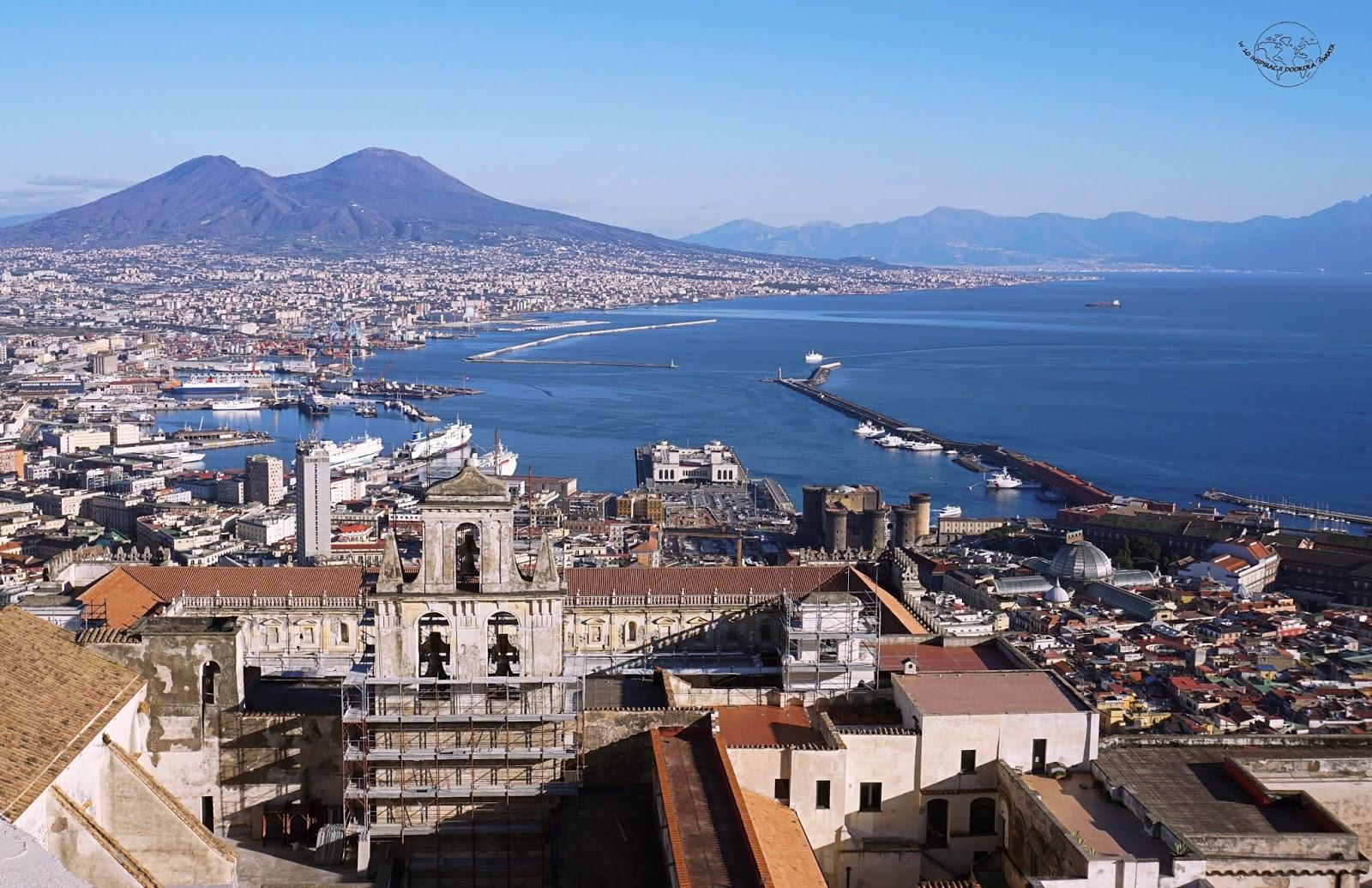 Neapol- najbardziej rozkrzyczane miasto Włoch