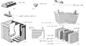 معلومات عن البطارية في المعدات الثقيله pdf