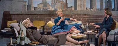 Marilyn Monroe, Betty Grable y Lauren Bacall... Como casarse con un millonario