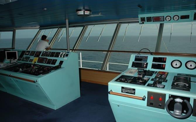 نموذج طلب شهادة تقني متخصص في المعدات البحرية