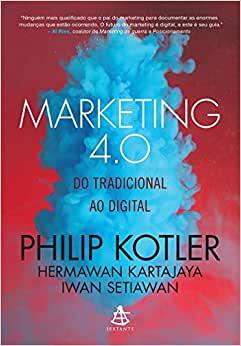 Livro Marketing 4.0 - Capa comum