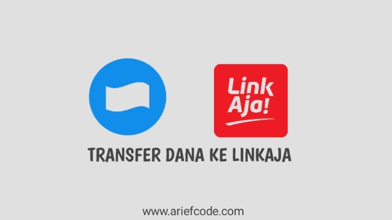 transfer dana ke LINKAJA