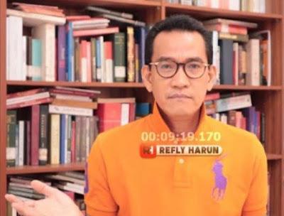 Gibran Berpotensi Calon Tunggal di Solo, Refly Harun: Siapapun yang Lawan Klan Jokowi akan Kalah