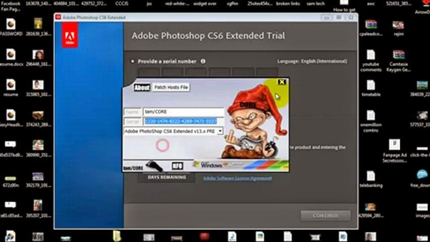 Adobe Photoshop Cs6 Serial Key Generator - helpbags's diary
