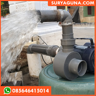 Pompa Air Litrik PVC