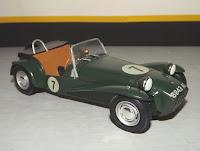 Lotus Super 7 Series Tamiya 1/24