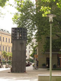 Praça das Vítimas do Nacional Socialismo O que ver em Munique Alemanha