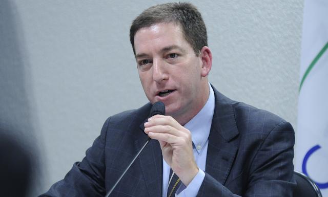 """Brasil   Glenn Greenwald rebate denúncia do MPF: """"É um ataque à imprensa livre"""""""