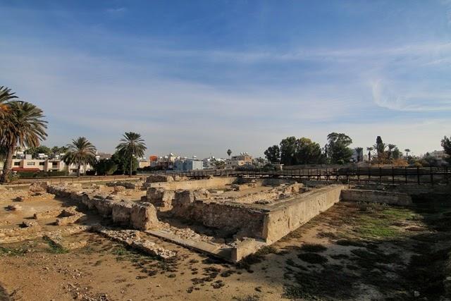 Kition II en Lárnaca