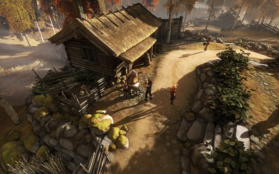 Brothers: A Tale of Two Sons Gameplay