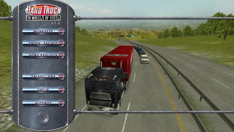 Hard Truck 18 Wheels of Steel PC Full