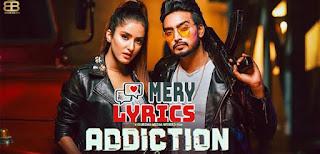 Addiction Lyrics By Jigar