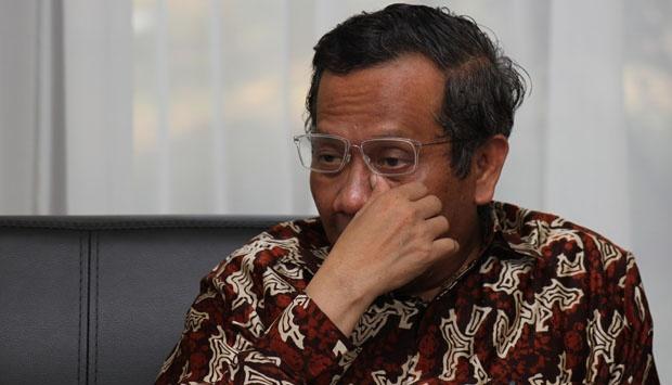 Mahfud MD Mengakui Hukum di Indonesia Bisa Dibeli
