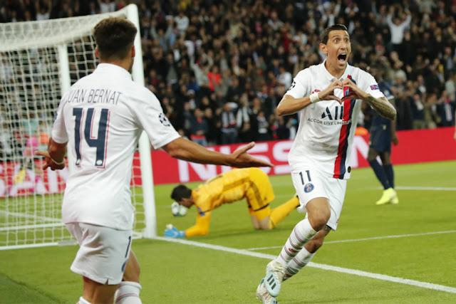 FÚTBOL: El Real Madrid se estrenó con derrota al caer con PSG (3-0) en Liga de Campeones.