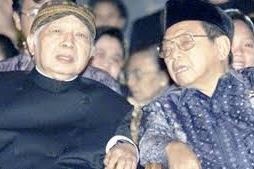 Gus Dur, Pak Harto dan Muktamar NU Paling Brutal
