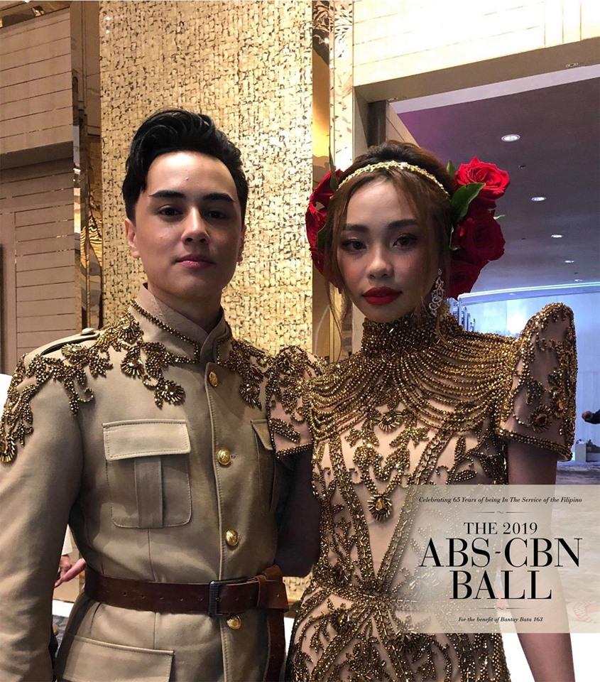 Mayward ABS-CBN Ball 2019