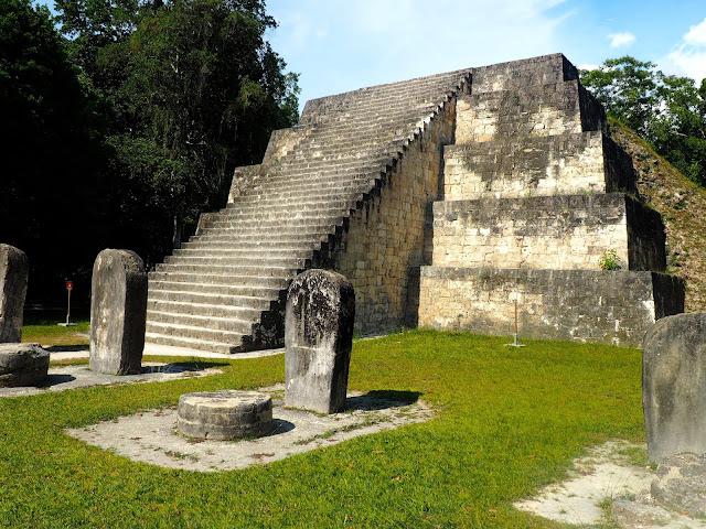The ruins of Tikal, Guatemala